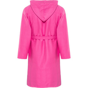 arena Zeal Bathrobe fresia rose-white